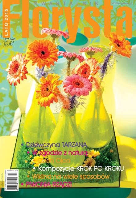 Florysta - kwartalnik - prenumerata kwartalna już od 16,00 zł